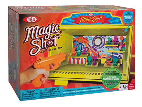 (Ideal Magic Shot Magnetic Shooting Gallery)