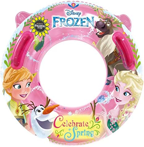 Amazon.com: Frozen Flotador inflable para piscina con anillo ...
