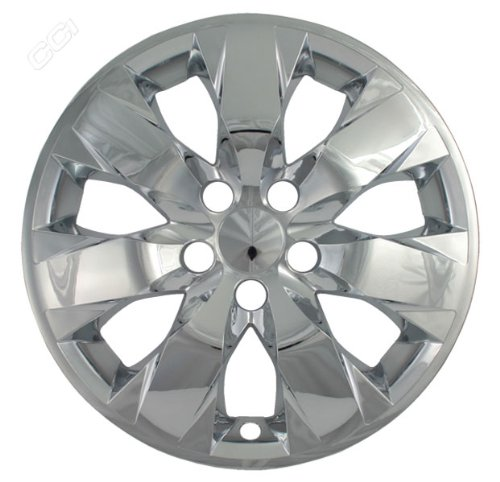 (Coast To Coast IWCIMP325X 17 Inch Chrome Wheelskins With Ex, Ex-L - Pack Of 4)