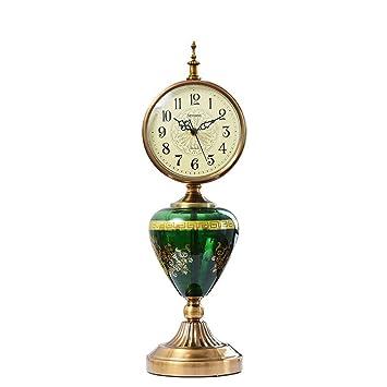 A-ZHP Relojes de Escritorio Reloj de Escritorio Decoración de Escritorio Reloj de Escritorio Salón