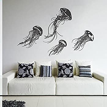 Amazoncom Octopus Tentacles Arms Vinyl Wall Art Decal Sticker - Wall decals art