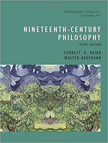 Amazon nineteenth century philosophy third edition nineteenth century philosophy third edition philosophic classics volume iv 3rd edition fandeluxe Image collections