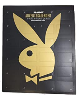 Playboy Adventskalender 2018 Incl Playboy Ausgabe 122018 Amazon