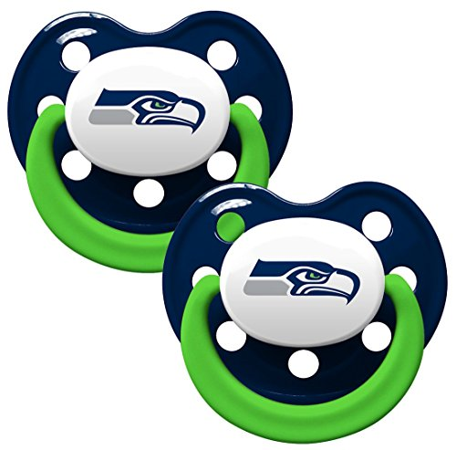 Baby Fanatic Pacifier Seattle Seahawks