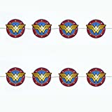 Bundle Pack of 12, Kurt Adler Battery Operated 20 Light Wonder Woman LED Fairy Lites
