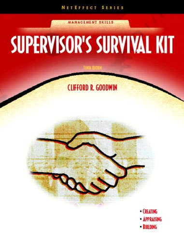 Supervisor's Survival Kit [Neteffect Series] (10th Edition)