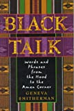 Black Talk, Geneva Smitherman, 0395699924