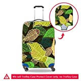 CreativeBags Washable Spandex Trip Luggage Cover Fit 18-30 Inch Suitcase Review