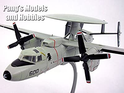 Northrop Grumman E-2 Hawkeye 1/72 Scale Die-cast Metal Model