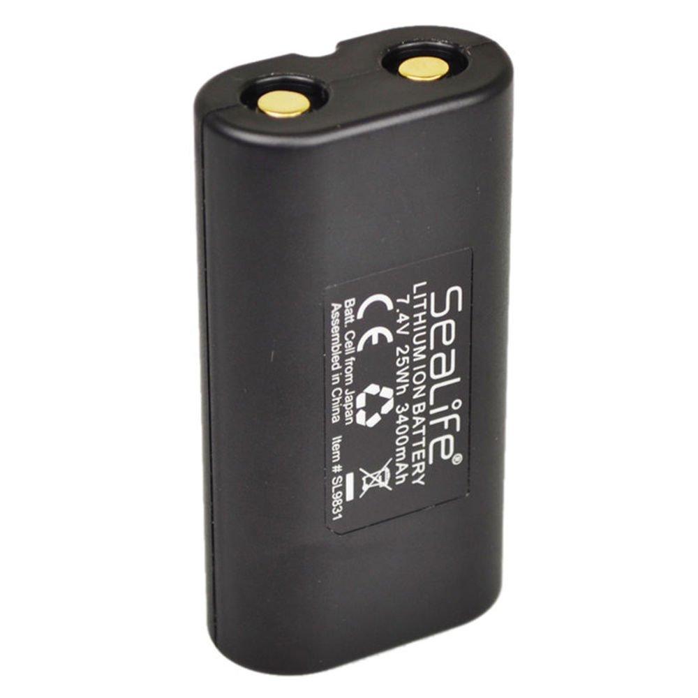 SeaLife Sea Dragon Li-Ion Battery for SL983/SL984, Black SL9831 [並行輸入品]   B01MQUNH0H