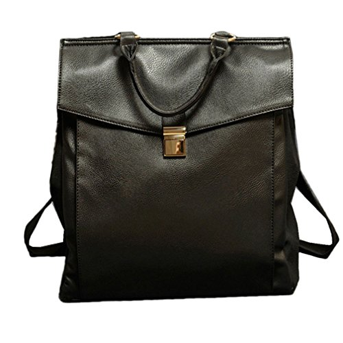 Nuben 55541 - Shoulder Bag Black For Black Man