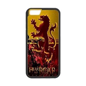 "Game of Thrones - house stark,Lanister,Baratheon,Jon snow,i'm a Khaleesi etc. series durable cases For Apple Iphone 6,4.7"" screen Cases LHSB9726879"