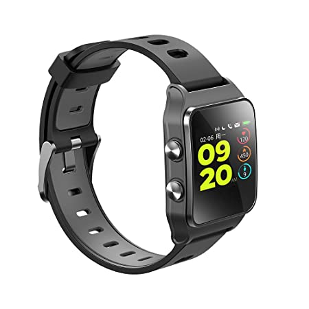 smart watch 2019, rastreador de Fitness Bluetooth, con podómetro ...