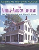 The African-American Experience, Ray Spangenburg and Diane Moser, 0816034001