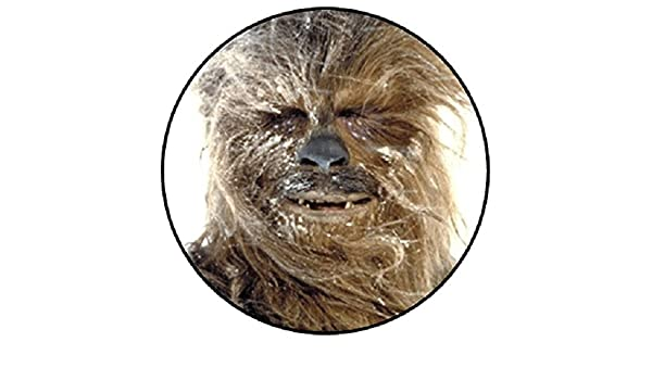Chewbacca de Star Wars llavero abridor de botellas (58 mm de ...