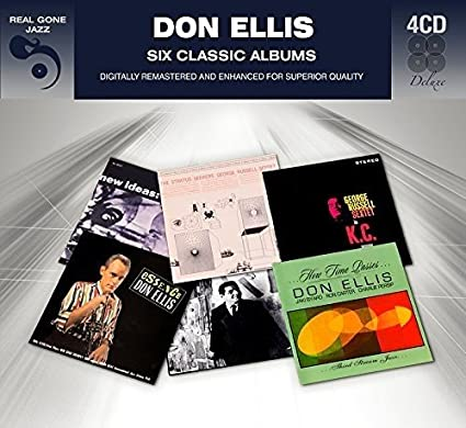 Don Ellis - Six Classic Albums