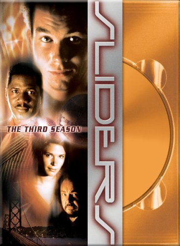 DVD : Sliders: Third Season (Full Frame, , Dolby, Digipack Packaging, 4 Disc)