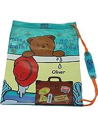 Paddington Bear Personalised Swim Bag