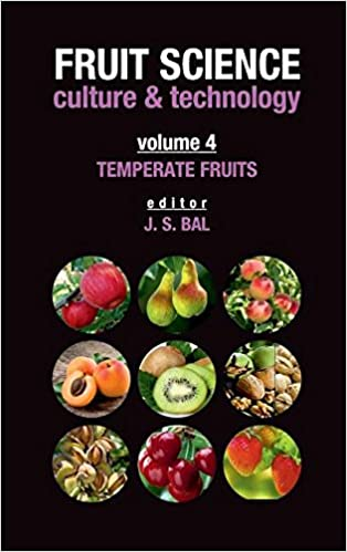 Fruit Science Culture And Technology: Vol. 04: Temperate Fruits: Temperate Fruits por Bal J.s.