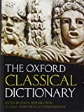 img - for The Oxford Classical Dictionary by Simon Hornblower (2012-05-04) book / textbook / text book