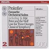 Prokofiev: Favourite Orchestral Suites