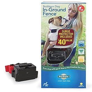 Petsafe Stubborn Dog Fence, 2-dog system PIG00-10777 Click on image for further info.