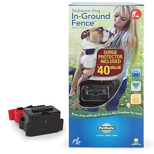 Manual Wireless Petsafe Fence (Petsafe Stubborn Dog Fence, 2-dog system PIG00-10777)