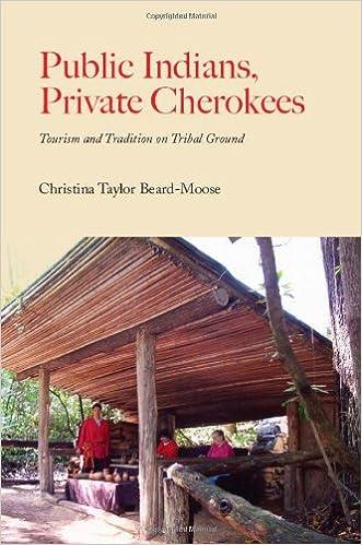 Kostenlose Bücher zum Herunterladen auf dem iPad 3 Public Indians, Private Cherokees: Tourism and Tradition on Tribal Ground (Contemporary American Indians) in German RTF 0817355138