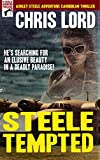 download ebook steele tempted (steele action caribbean thriller series book 2) pdf epub