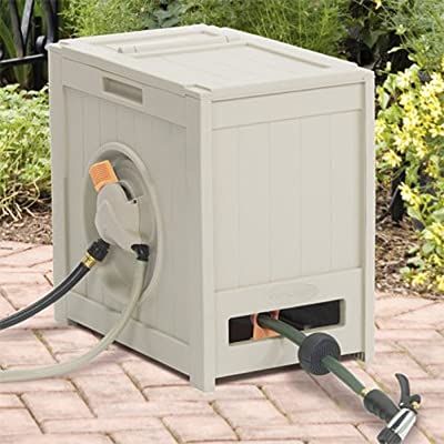 Suncast RSH125 125-ft Retractable Garden Hose Reel