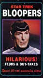 Star Trek Bloopers (Special 30 1/2th Anniversary Edition) [VHS]