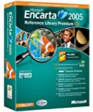 Microsoft Encarta Reference Library Premium 2005 CD [OLD VERSION]