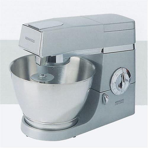Kenwood Kitchen machine Chef KM416 Chef - Robot de cocina (Plata, 40,5 cm, 26,5 cm, 30,5 cm, 750W): Amazon.es: Hogar