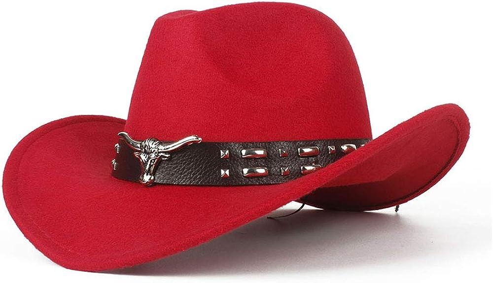 SHENTIANWEI Lady Cowboy Hat...