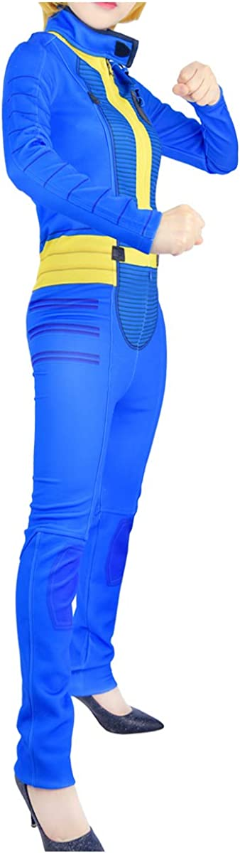 DAZCOS US Size Unisex 13//15 //101 Number Jumpsuit Bodysuit Cosplay Costume