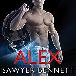 Alex: Cold Fury Hockey, Book 1 | Sawyer Bennett