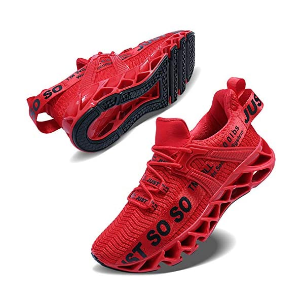 JointlyCreating Womens Non Slip Running Shoes Athletic Tennis Sneakers Sports Walking Shoes