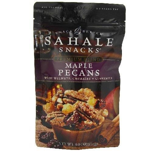 Sahale Snacks Maple Pecans (6x4 Oz)