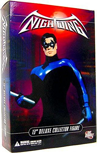 Batman Nightwing 13-Inch Deluxe Collector