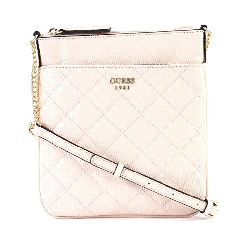 GUESS Joleen Mini Crossbody Blush