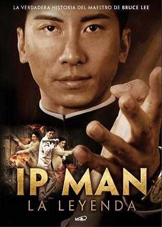 Amazon Co Jp Ip Man La Leyenda Dvd Dvd