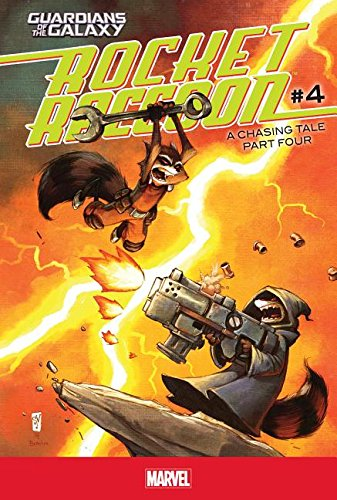 A Chasing Tail Part Four 4: A Chasing Tale (Guardians of the Galaxy: Rocket Raccoon)