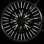 12pcs Bicycle Wheel Spoke Reflector R...