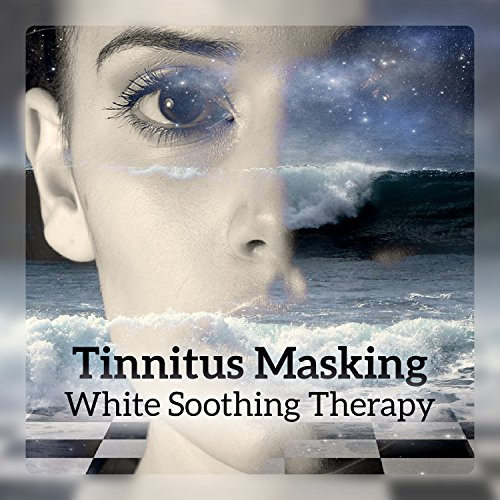 Masking Unit - Tinnitus Masking - White Soothing Therapy, Better & Deep Sleep, Relaxing Noise, Treatment for Ringing in Ears