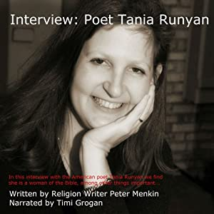 Interview: Illinois Poet Tania Runyan Reflects on Her Poetry and Faith Audiobook