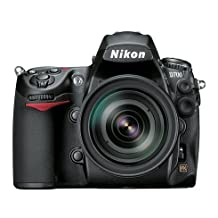 Nikon D700 12.1MP FX-Format CMOS Digital SLR Camera with 3.0-Inch LCD (Body Only)