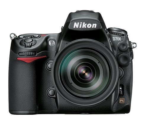 Nikon D700 12.1MP FX-Format CMOS Digital SLR Camera with 3.0-Inch LCD (Body Only) 25444