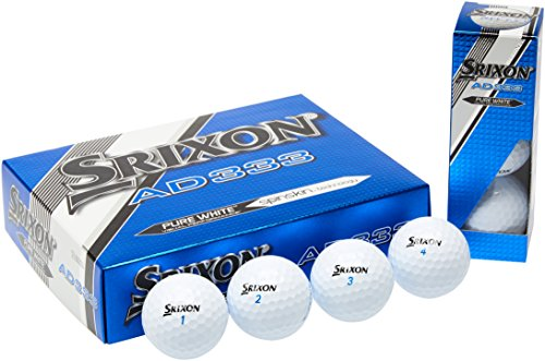 Srixon AD333 Golf Balls 12-Pack
