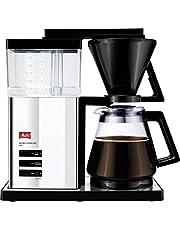Melitta 100702 Aroma Sigature De Luxe Kaffefiltermaskin – arombrytare/rostfritt stål