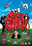 Crazy Comedy Collection 7-DVD Set ( The Naked Gun: From the Files of Police Squad! / The Naked Gun 2½: The Smell of Fear / Naked Gun 33 1/3: The Final In [ NON-USA FORMAT, PAL, Reg.2 Import - Sweden ]